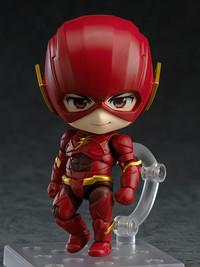 Justice League: Nendoroid Flash - Articulated Figure