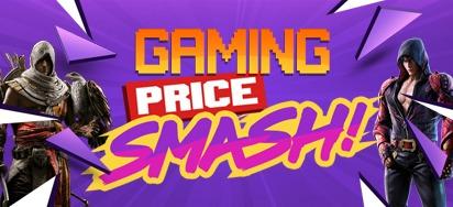 Gaming Price Smash!