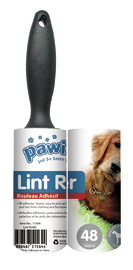 Pawise: Lint Roller - 48 Sheets with Replacement