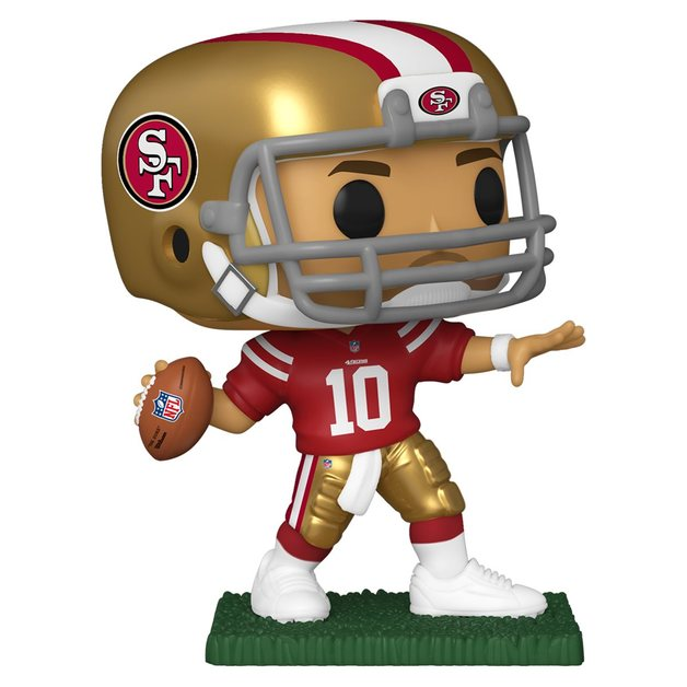 NFL: 49ers - Jimmy Garoppolo Pop! Vinyl Figure