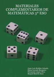 Materiales Complementarios De Matem Ticas 3a Eso by Elena Lavado Barquero