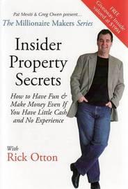 Insider Property Secrets by Rick Otton