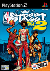 NBA Street 2 for PlayStation 2