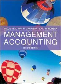 Management Accounting by Will Seal image