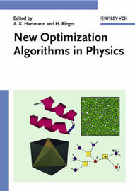 New Optimization Algorithms in Physics image