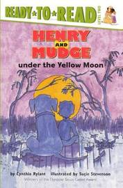 Henry and Mudge Under the Yellow Moon by Cynthia Rylant image