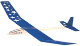 West Wings Model Aircraft Kit - Orion (radio control)
