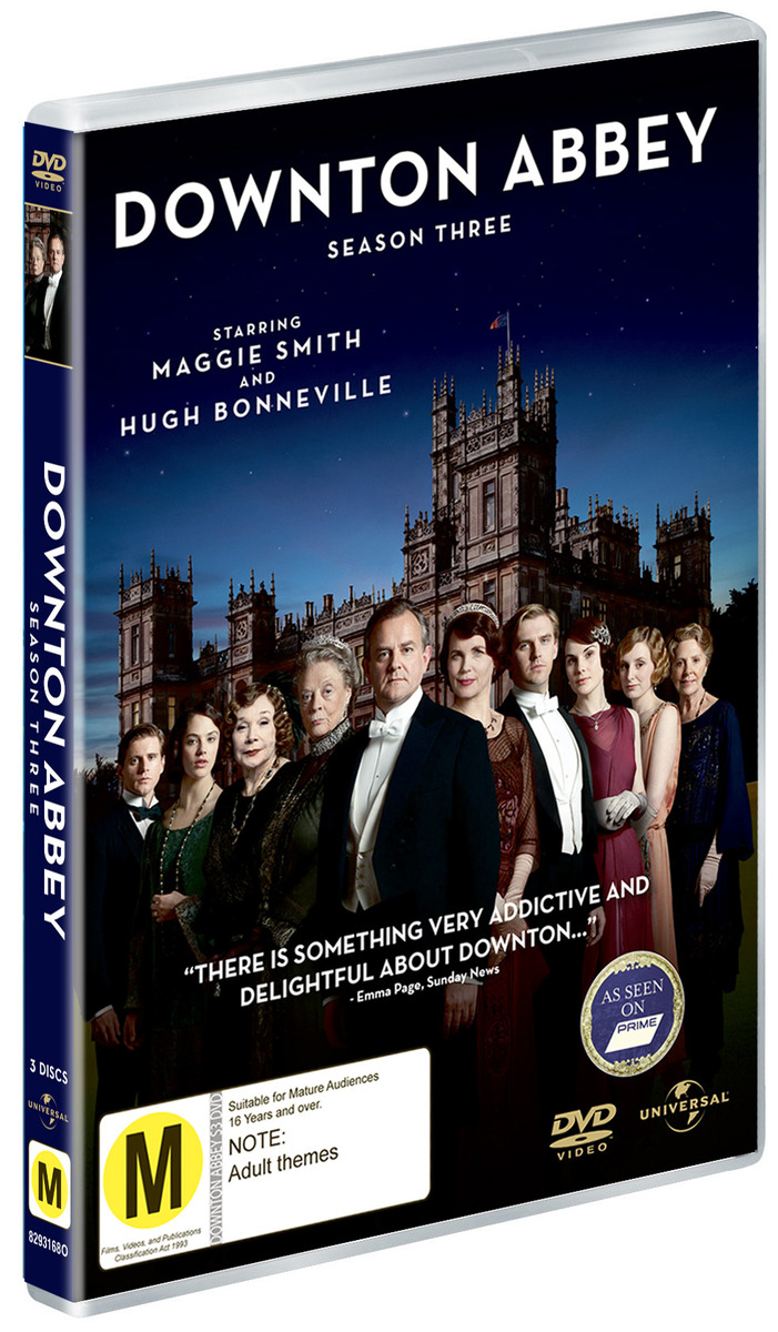 Downton Abbey - Season Three