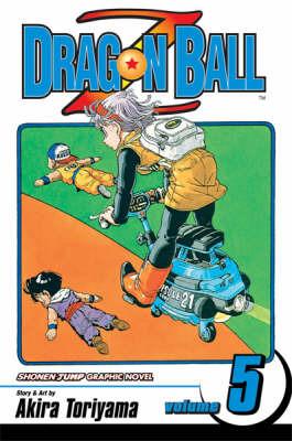 Dragon Ball Z: v. 5 by Akira Toriyama