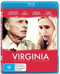 Virginia on Blu-ray