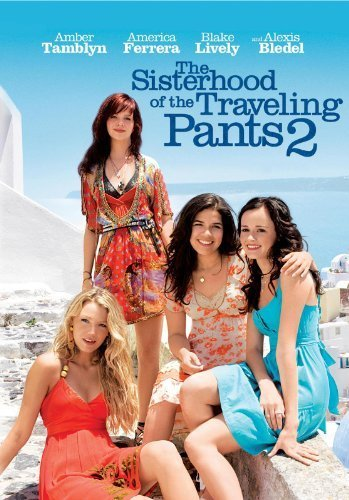 The Sisterhood of the Traveling Pants 2 on DVD