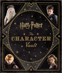 Harry Potter - The Character Vault by Jody Revenson