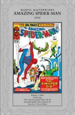Marvel Masterworks Amazing Spider-man 1964 by Stan Lee