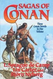 Sagas of Conan by L.Sprague De Camp