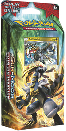 Pokemon TCG Crimson Invasion Theme Deck: Kommo-o