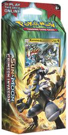 Pokemon TCG Crimson Invasion Theme Deck: Kommo-o