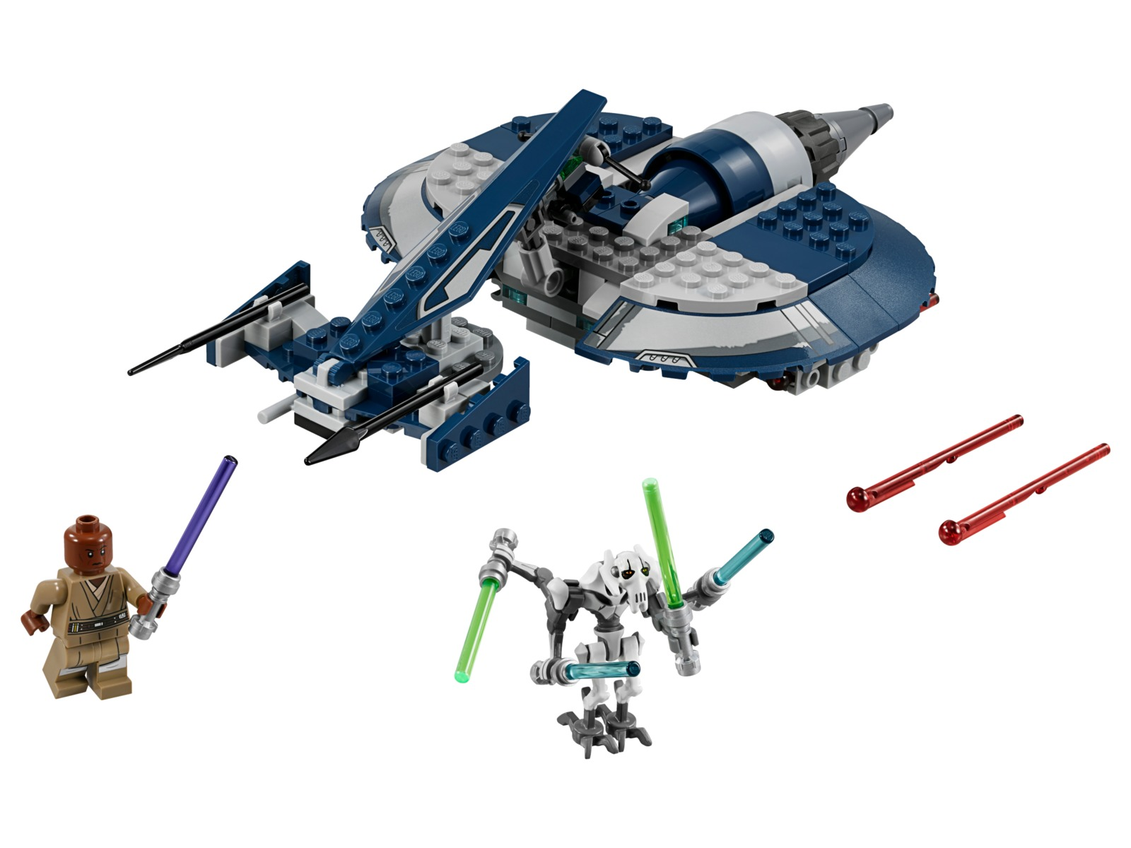 LEGO Star Wars: General Grievous' Combat Speeder (75199) image