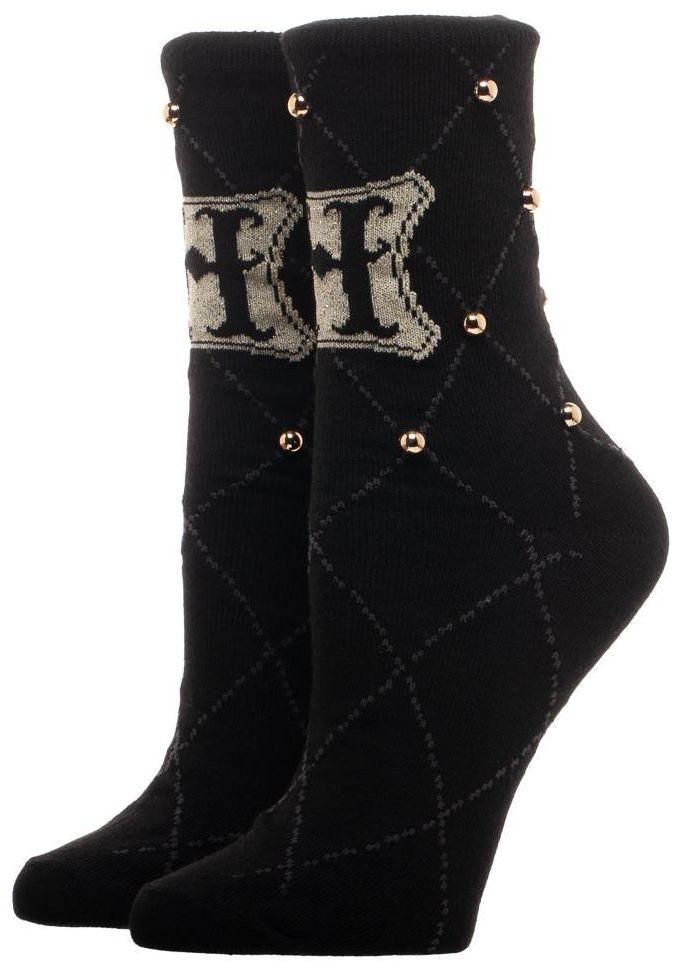 Harry Potter: Advanced Wizardry - Studded Crew Socks image