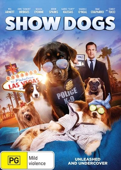Show Dogs on DVD
