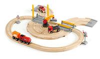 Brio: Railway - Rail & Road Crane Set
