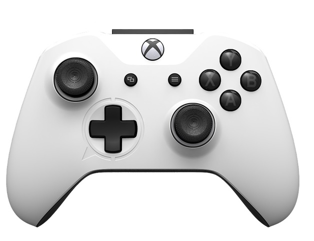 SCUF Prestige Gaming Controller - White for Xbox One