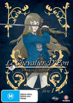 Le Chevalier D'Eon - Livre 5: Volte-Face on DVD