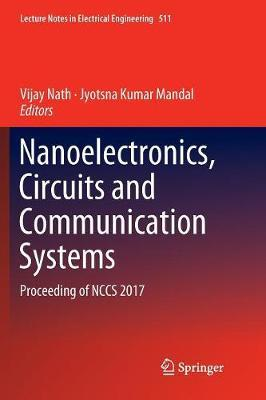 Nanoelectronics, Circuits and Communication Systems image