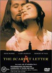 The Scarlet Letter on DVD