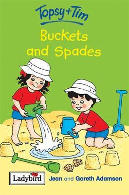 Buckets and Spades by Jean Adamson image