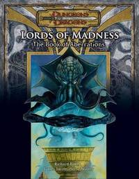Lords of Madness: The Book of Aberrations by Richard Baker image
