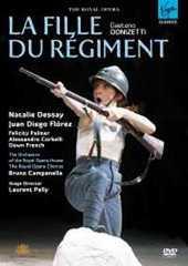 Natalie Dessay: La Fille du Regiment on DVD