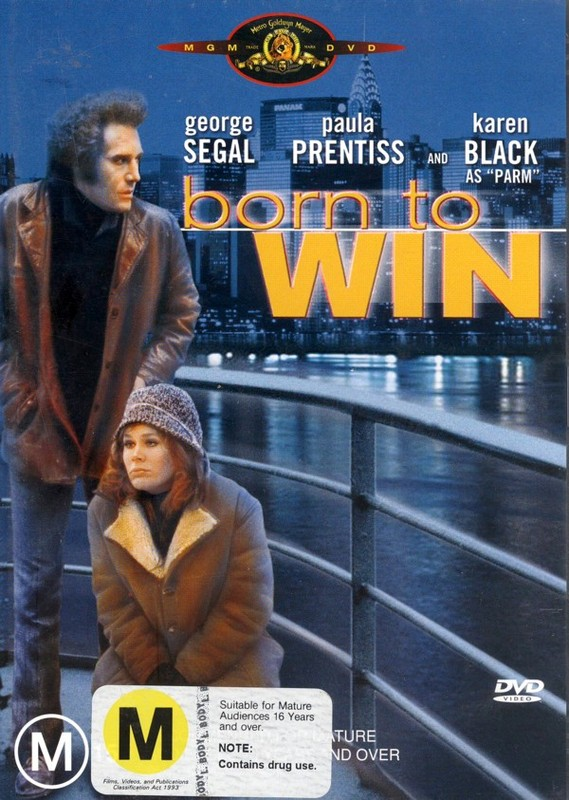 Born To Win on DVD