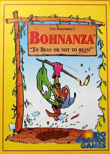 Bohnanza - card game