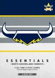 NRL Essentials: North Queensland Cowboys on DVD