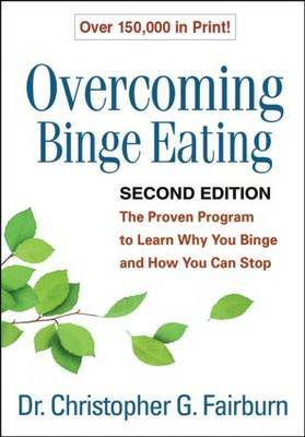 Overcoming Binge Eating, Second Edition by Christopher G. Fairburn image