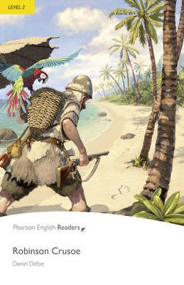 Level 2: Robinson Crusoe by Daniel Defoe