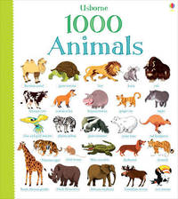 1000 Animals by Jessica Greenwell