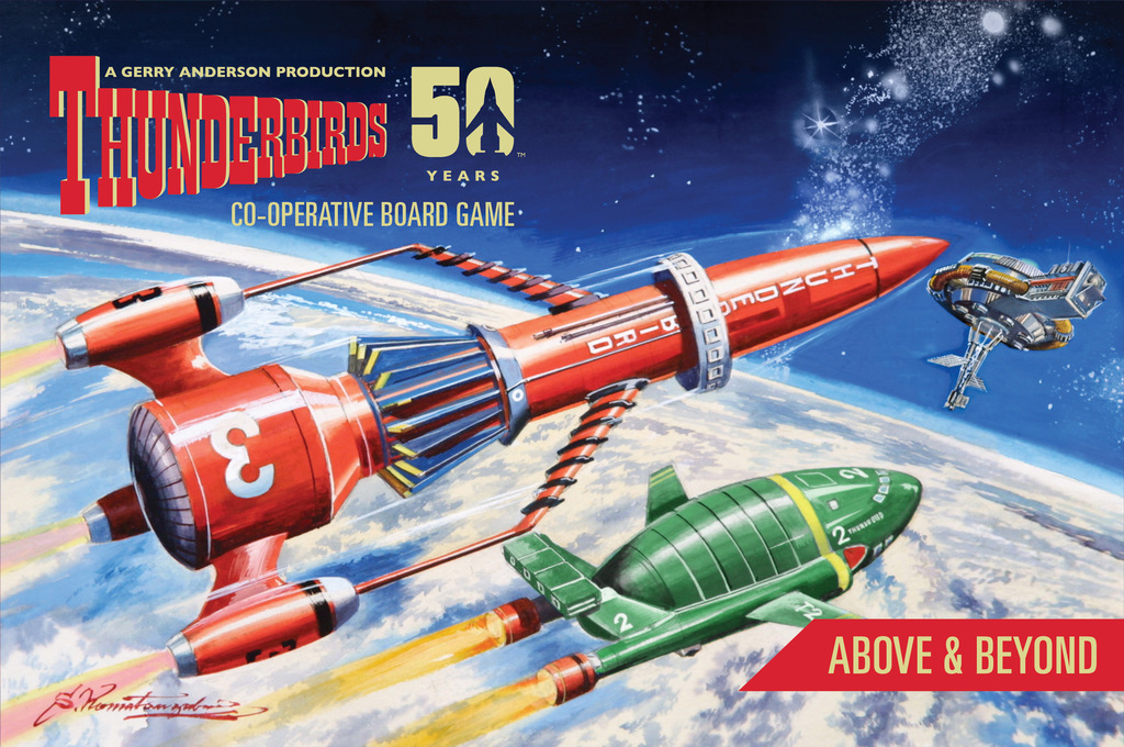 Thunderbirds: Above & Beyond - Expansion image