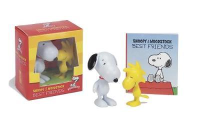 Snoopy and Woodstock: Best Friends by Charles M Schulz image