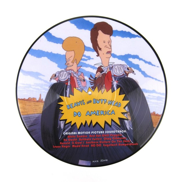 Beavis & Butt-Head Do America Original Soundtrack (LP) by Soundtrack / Various