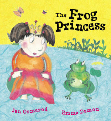 Frog Princess by Jan Ormerod image