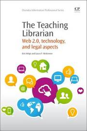 The Teaching Librarian by Kris Helge