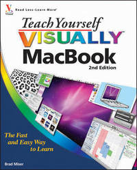Teach Yourself Visually MacBook by Brad Miser image
