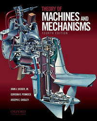 Theory of Machines and Mechanisms by John Uicker image