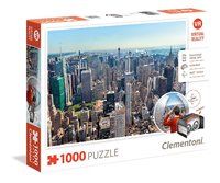 Clementoni: New York 1000 pc Puzzle with VR