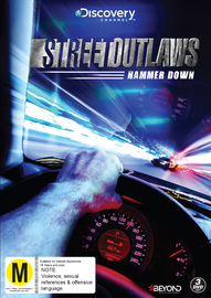 Street Outlaws: Hammer Down on DVD
