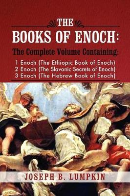 The Books of Enoch by Joseph B Lumpkin image