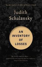 An Inventory of Losses by Judith Schalansky