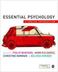 Essential Psychology: A Concise Introduction image