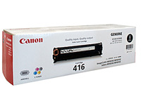 Canon Cart-416BK Black Toner Cartridge (2300 pages)